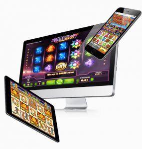 slot machine multidevice